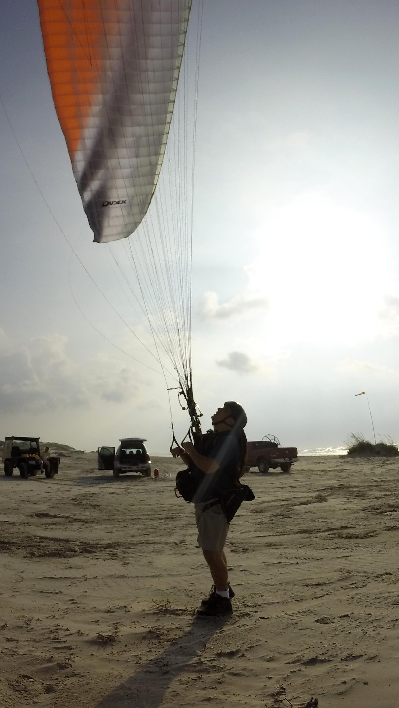 Kiting Practice